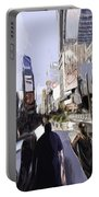 Nyc Impression Portable Battery Charger