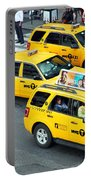 Nyc Yellow Cabs Portable Battery Charger