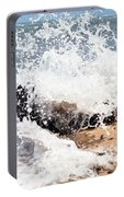 Oahu North Shore Splash Portable Battery Charger