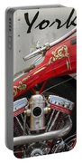 Occ Fdny Motorcycle Portable Battery Charger