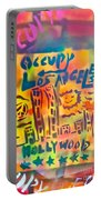Occupy Hollywood Portable Battery Charger
