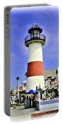 Oceanside Lighthouse Portable Battery Charger