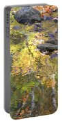 October Colors Reflected Portable Battery Charger