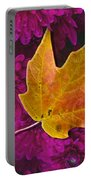 October Hues Portable Battery Charger by Paul Wear