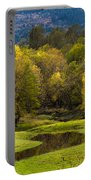 October Serenity Portable Battery Charger