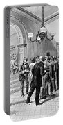 Office-seekers, 1877 Portable Battery Charger