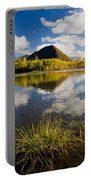 Ogilvie Mountains Along Dempster Portable Battery Charger