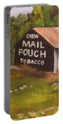 Ohio Mail Pouch Barn Portable Battery Charger