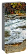 Ohiopyle Falls Portable Battery Charger