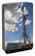 Oil Derrick I Portable Battery Charger