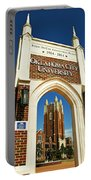 Oklahoma City University Portable Battery Charger
