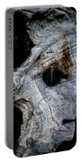 Old Ancient Olive Tree In Spain Portable Battery Charger