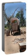 Old Chuck Wagon Portable Battery Charger