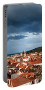 Old City Of Dubrovnik Portable Battery Charger