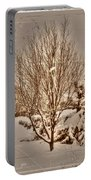 Old Country Christmas Portable Battery Charger