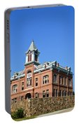 Old Courthouse Powhatan Arkansas 1 Portable Battery Charger