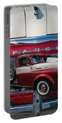 Old Fargo Pick Up Truck Portable Battery Charger