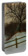 Old Fashiion Winter Portable Battery Charger