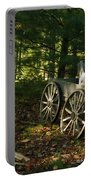 Old Frontier Wagon 1 Portable Battery Charger