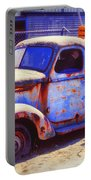 Old Junk Truck Portable Battery Charger