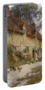 Old Kentish Cottage Portable Battery Charger