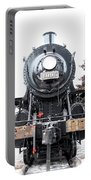 Old Locomotive Portable Battery Charger