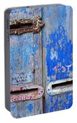 Old Mailboxes Portable Battery Charger
