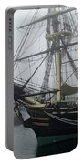 Old Massachusetts Sailing Ship Portable Battery Charger