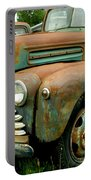 Old Mercury Truck Portable Battery Charger
