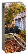 old mill Smoky Mountains Portable Battery Charger