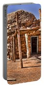 Old Navajo Stone House Portable Battery Charger