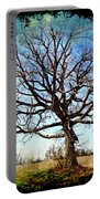 Old Oak Tree Portable Battery Charger