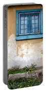 Old Paint Old Wall New Mexico Portable Battery Charger