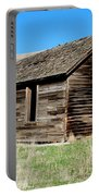 Old Ranch Hand Cabin Portable Battery Charger