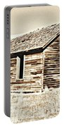 Old Ranch Hand Cabin L Portable Battery Charger