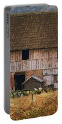 Old Rosedale Barn Portable Battery Charger
