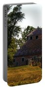 Old Round Barn Portable Battery Charger