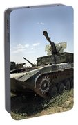Old Russian Bmp-1 Infantry Fighting Portable Battery Charger