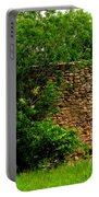 Old Stone Silo Portable Battery Charger