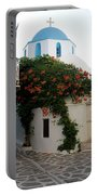 Old Town Church Paros Portable Battery Charger