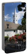 Old Town Mystic Church Portable Battery Charger