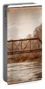 Old Train Trestle Portable Battery Charger