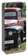 Old Truck Portable Battery Charger