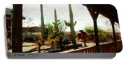 Old Tuscon Movie Studio Theme Park Portable Battery Charger