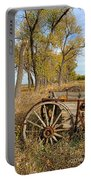 Old Wagon Portable Battery Charger