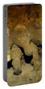 Old Wine Rarities Portable Battery Charger by Heiko Koehrer-Wagner