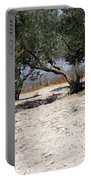 Olive Trees Standing Alone Portable Battery Charger