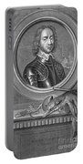 Oliver Cromwell, English Political Portable Battery Charger
