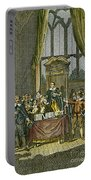 Oliver Cromwell Portable Battery Charger