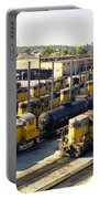 Omaha Union Pacific Maintenance Shops Portable Battery Charger